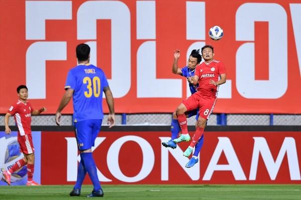 5 điểm nhất trận Viettel 0-2 BG Pathum tại AFC Champions League - Bóng Đá