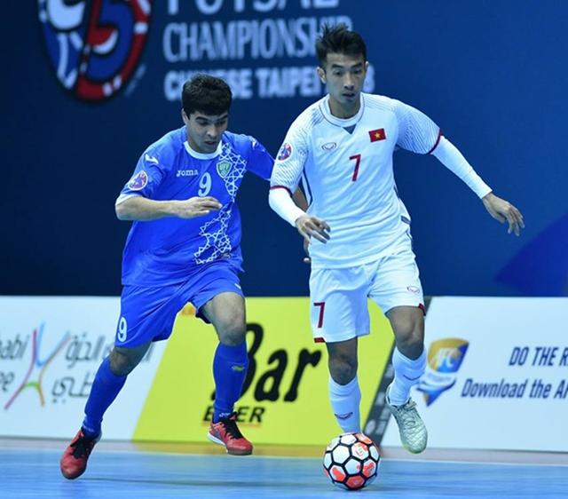 Để thua Uzbekistan, ĐT futsal Việt Nam vẫn chưa thể