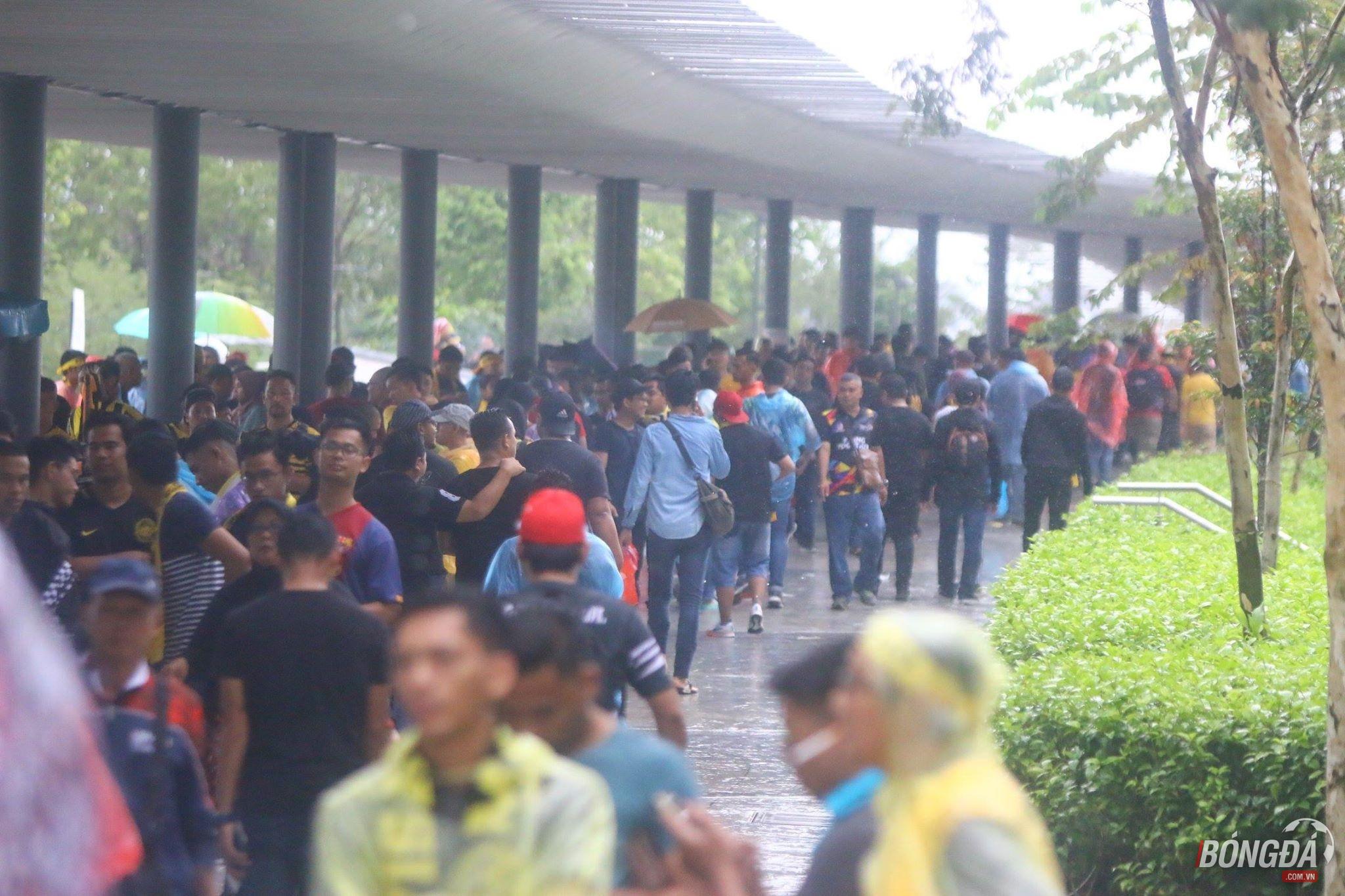 Đại chiến Việt Nam vs Malaysia: Bukit Jalil