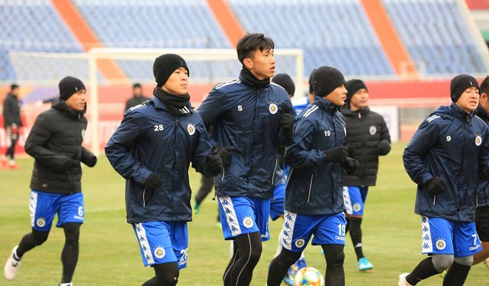 14h30 ngày 19/02, Hà Nội FC vs Sơn Đông Lỗ Năng: Vượt qua núi cao - Bóng Đá