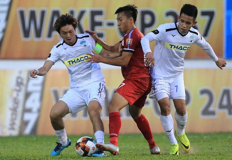 5 điểm nhấn vòng 2 V-League 2019: HAGL nhận trái đắng; bất ngờ TPHCM - Bóng Đá
