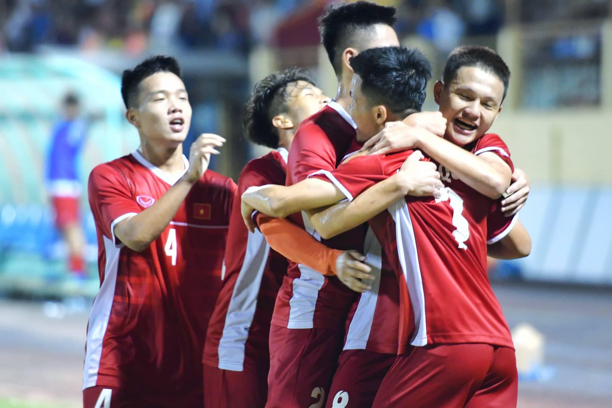 U19 Việt Nam vs U19 Trung Quốc - Bóng Đá