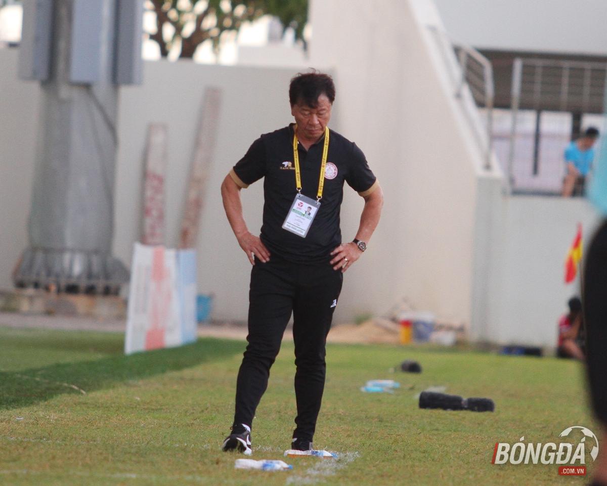 HLV Chung Hae Soung lên tiếng khi TP.HCM vắng bóng ở ĐT Việt Nam - Bóng Đá