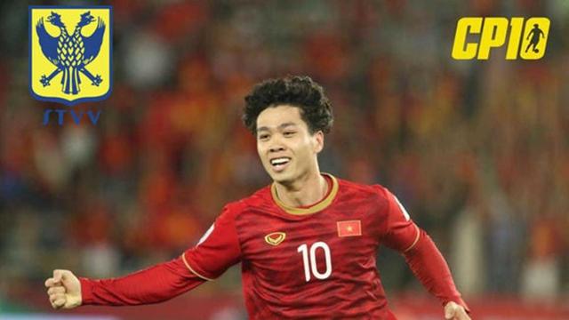 Điểm tin bóng đá Việt Nam tối 02/07: Công Phượng là bản hợp đồng lớn của Sint-Truidense - Bóng Đá