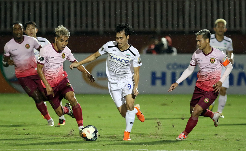 Điểm tin bóng đá Việt Nam sáng 18/09: HAGL cần phải cải thiện hai điểm yếu - Bóng Đá
