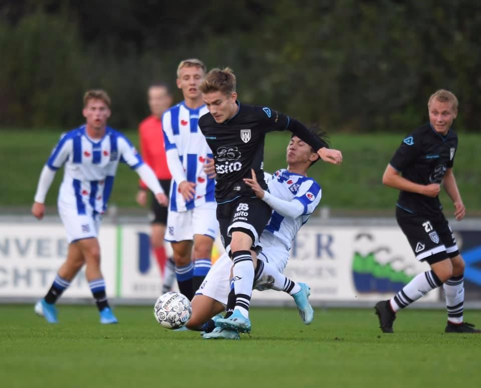 SC Heerenveen chăm sóc Văn Hậu bằng chế độ đặc biệt - Bóng Đá