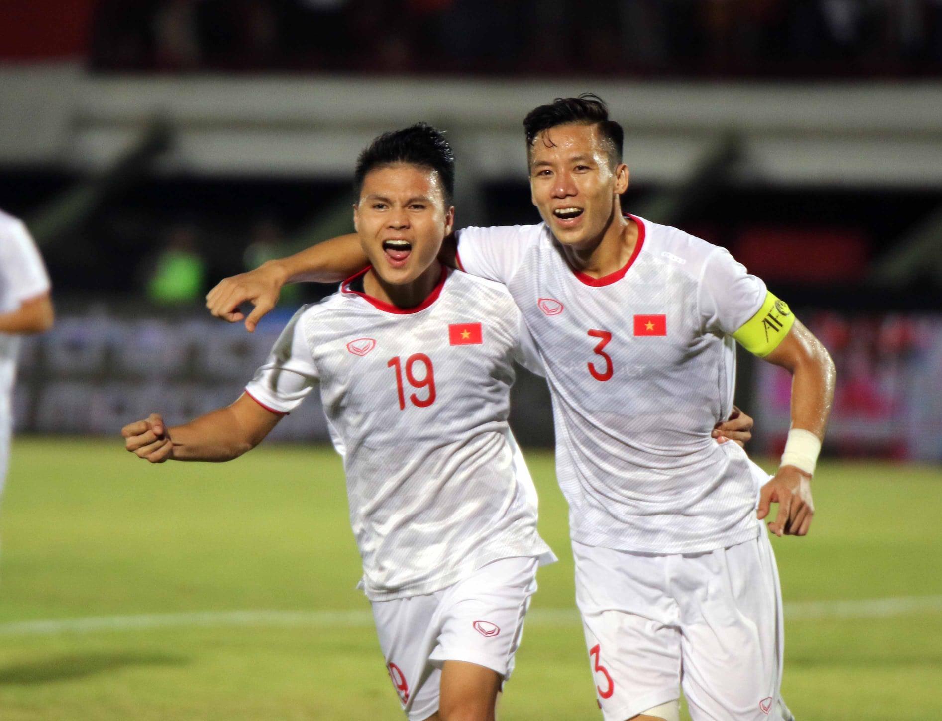 Trang chủ FIFA nói gì về chiến thắng của ĐT Việt Nam? - Bóng Đá