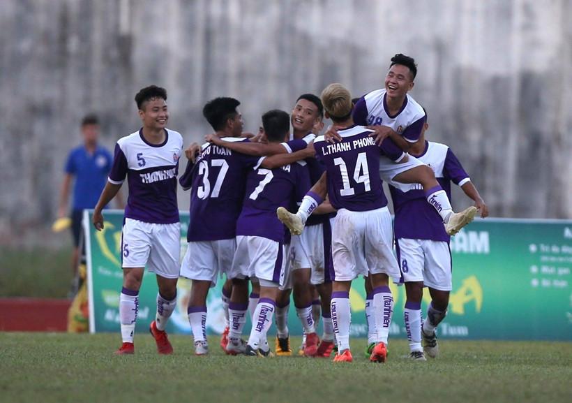 U21 Hà Tĩnh bị loại, ĐKVĐ Hà Nội và Phố Hiến vào chung kết  - Bóng Đá