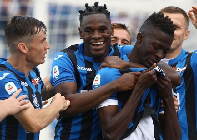 Thiên đường gọi tên Atalanta sau chiến thắng trước Genoa - Bóng Đá