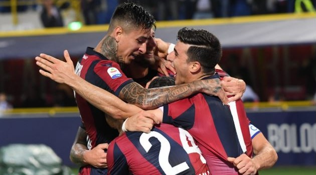 Thầy trò Carlo Ancelotti gục ngã trước Bologna trong ngày hạ màn Serie A - Bóng Đá