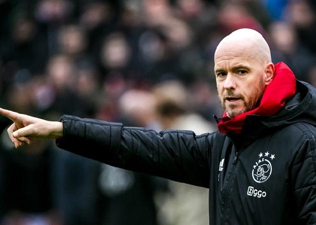 Gõ cửa Ajax vì Erik Ten Hag, AS Roma nhận cái kết phũ phàng - Bóng Đá
