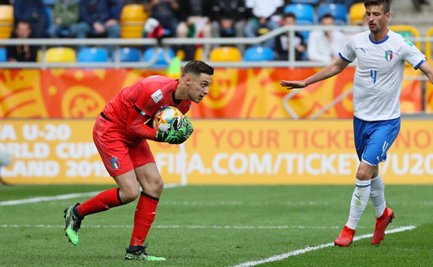 Plizzari warns Milan: 'I want to play' - Bóng Đá