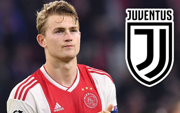 Exclusive: Paratici and Raiola fly to Amsterdam to finalize De Ligt deal - Bóng Đá