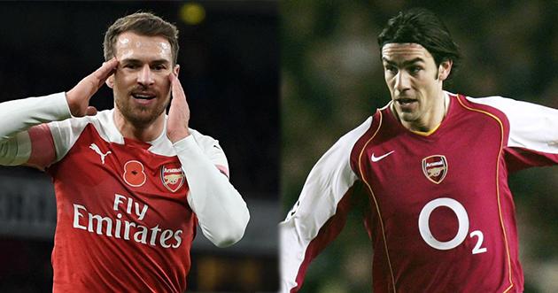 Pires: Ramsey-Juve a 'great' choice - Bóng Đá