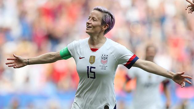 ảnh trận: Nữ Mỹ vô địch World Cup (sáng mai lên) - Bóng Đá