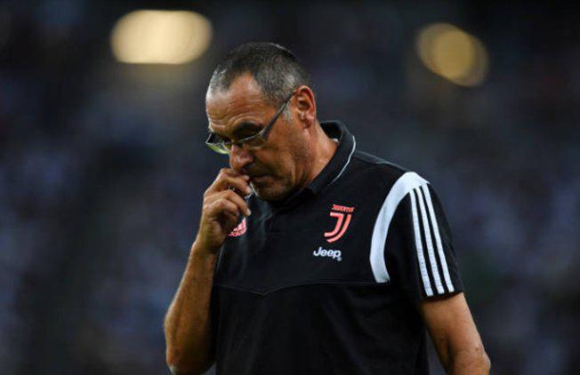 Thua trận, Sarri nói lời khó tin về Juventus - Bóng Đá