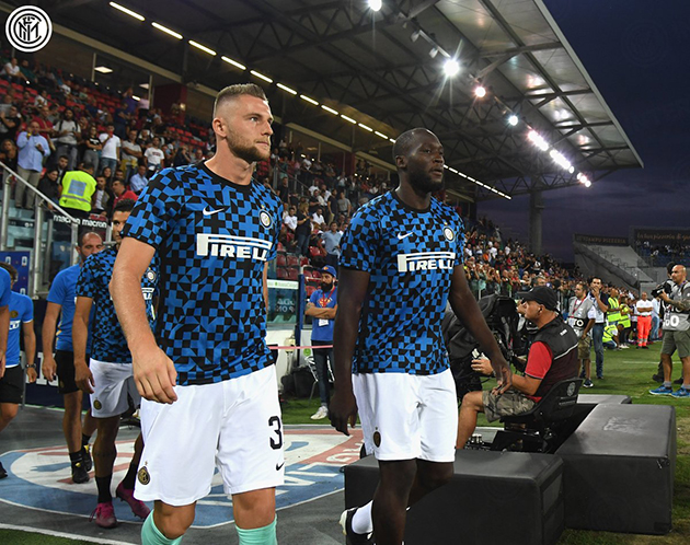ảnh trận Inter Milan - Bóng Đá