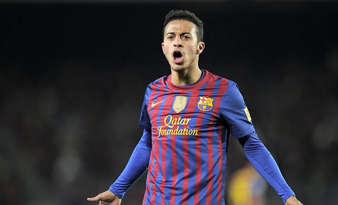 Thiago Alcantara muốn trở lại Barca? - Bóng Đá