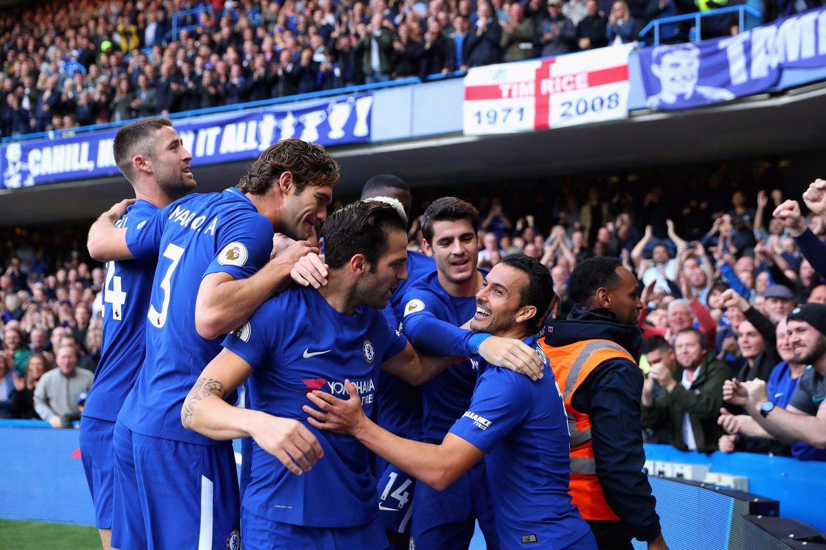 TRỰC TIẾP Chelsea 1-0 Watford: Chủ nhà hưng phấn (Hiệp một) - Bóng Đá