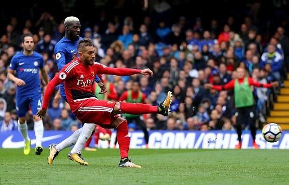 TRỰC TIẾP Chelsea 1-2 Watford: Địa chấn ở Stamford Bridge (Hiệp hai) - Bóng Đá