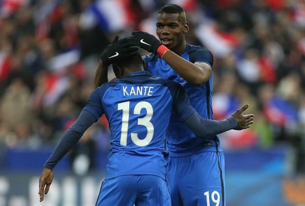 Pogba không cần Mourinho, anh ấy cần Kante - Bóng Đá