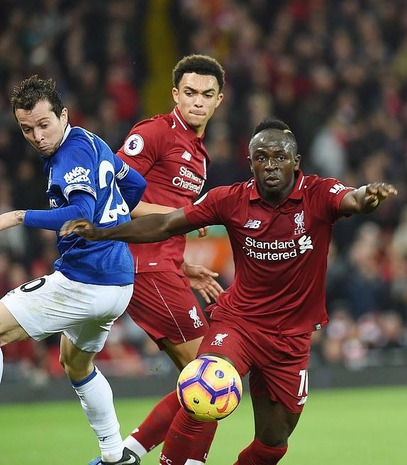 TRỰC TIẾP Liverpool 0-0 Everton: The Kop bế tắc (H2) - Bóng Đá