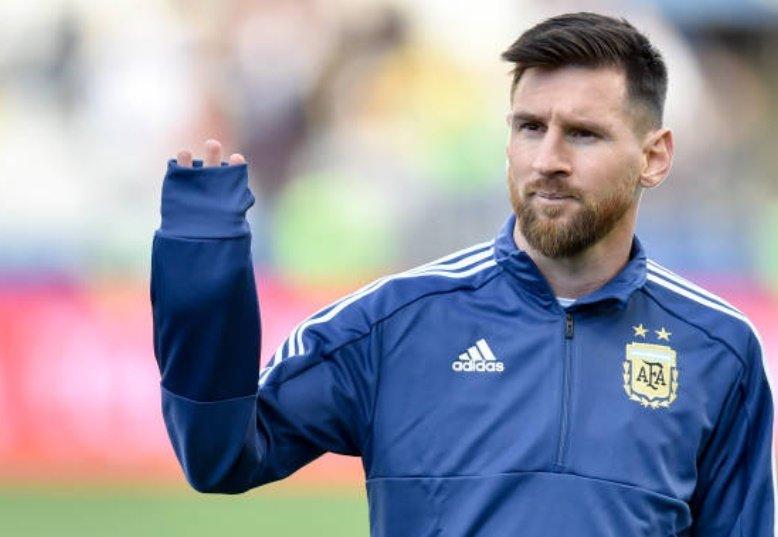 Liên đoàn Bóng đá Nam Mỹ đáp trả Messi - Bóng Đá