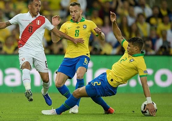 TRỰC TIẾP Brazil 2-1 Peru: Gabriel Jesus giúp Selecao lấy lại lợi thế (Hết H1) - Bóng Đá