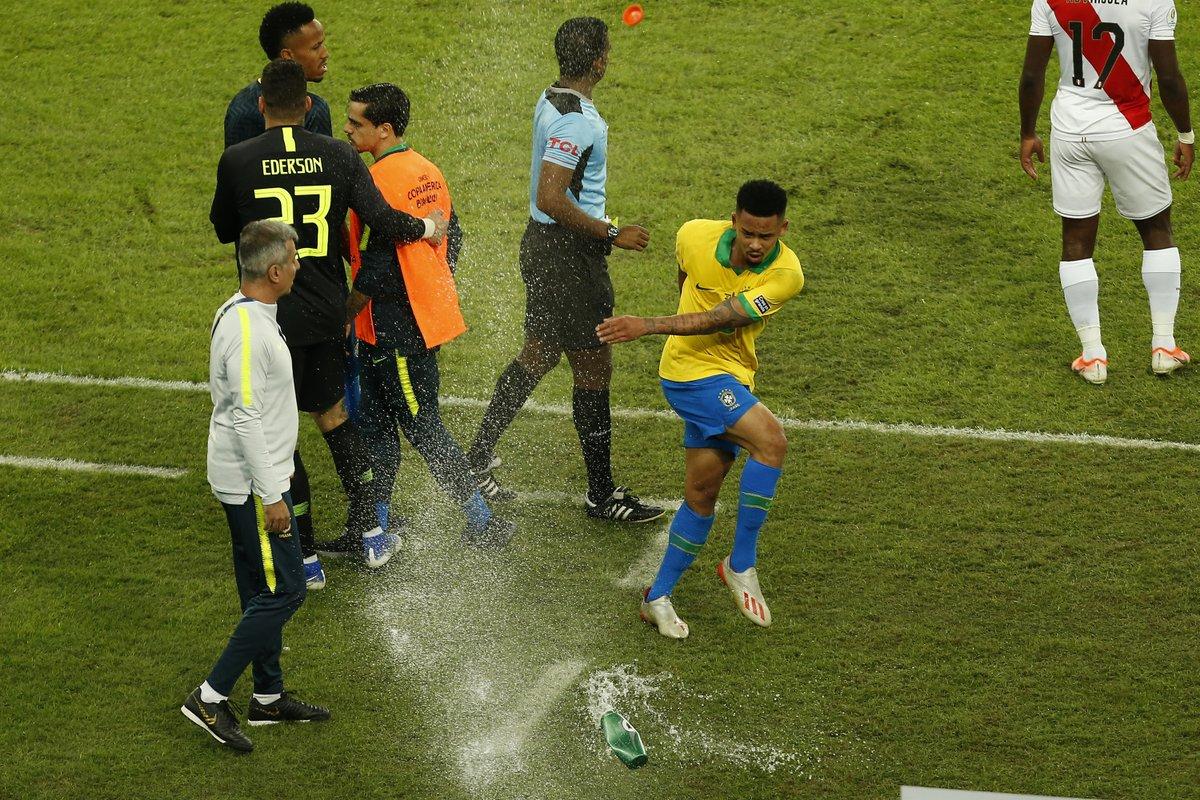 TRỰC TIẾP Brazil 2-1 Peru: Gabriel Jesus nhận thẻ đỏ (H2) - Bóng Đá