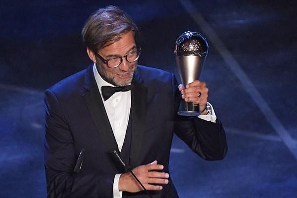 Kết quả Gala FIFA The Best - Bóng Đá