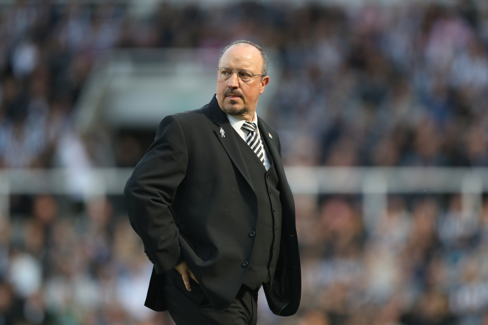 Newcastle muốn đưa Benitez trở lại - Bóng Đá