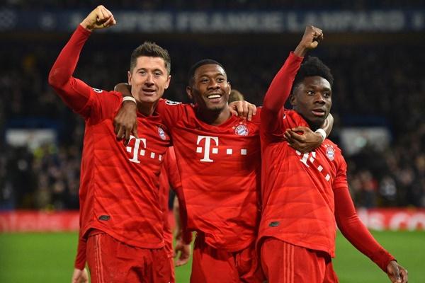 5 hàng thủ tốt nhất châu Âu mùa này - Bóng Đá