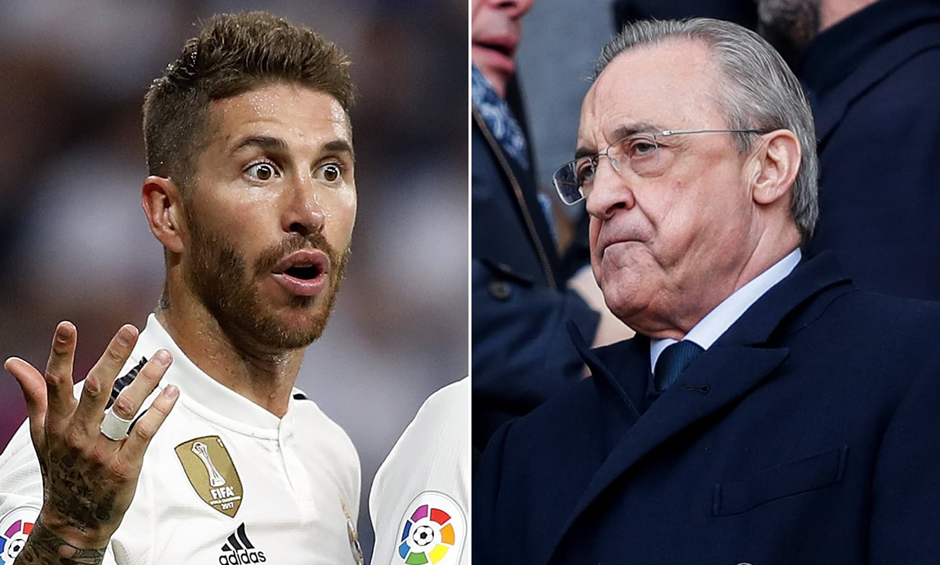 Real xác định 2 mục tiêu thay Ramos - Bóng Đá