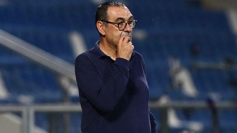 Sarri: Juventus bị nguyền rủa tại C1 - Bóng Đá