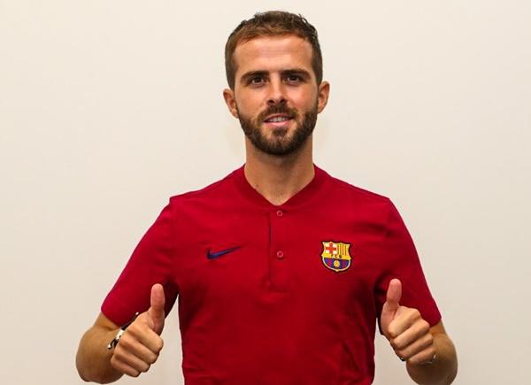 """Ra mắt Barca, tân binh từ Juventus tức tốc đọc """"mật khẩu"""""""