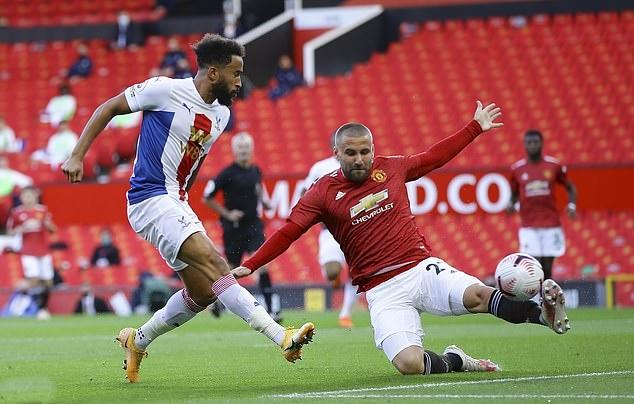 Andros Townsend tiết lộ bí quyết đánh bại Man Utd - Bóng Đá