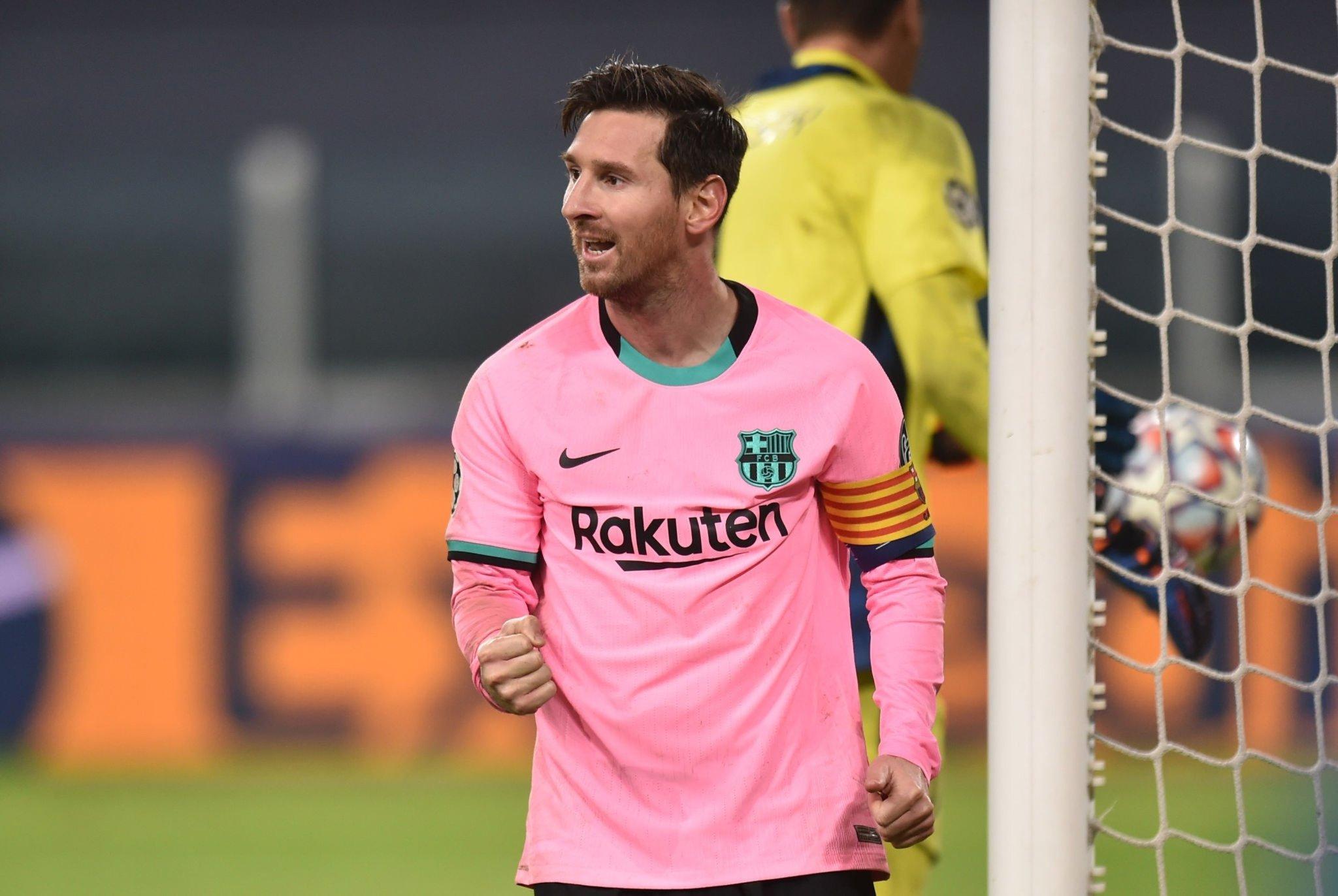 Messi 300 kiến tạo - Bóng Đá