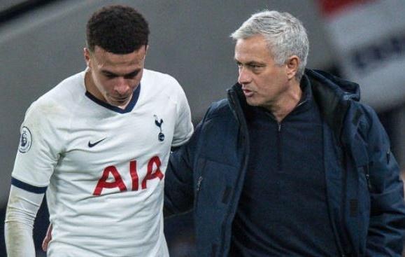 Mourinho ra tối hậu thư cho Dele Alli - Bóng Đá
