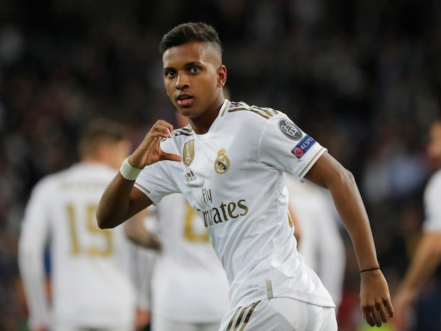 Liverpool 'identify Rodrygo Goes as potential Mohamed Salah replacement' - Bóng Đá