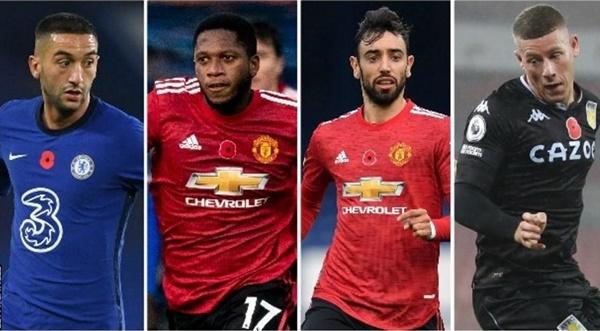 Đội hình tiêu biểu vòng 8 Premier League - Bóng Đá