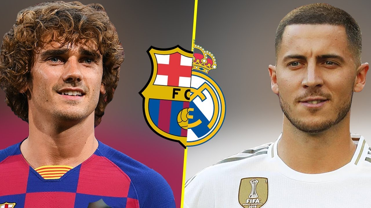 Griezmann was the main disappointment of the start of the La Liga season in a survey from Marca. Hazard-2nd, ISCO-3rd - Bóng Đá