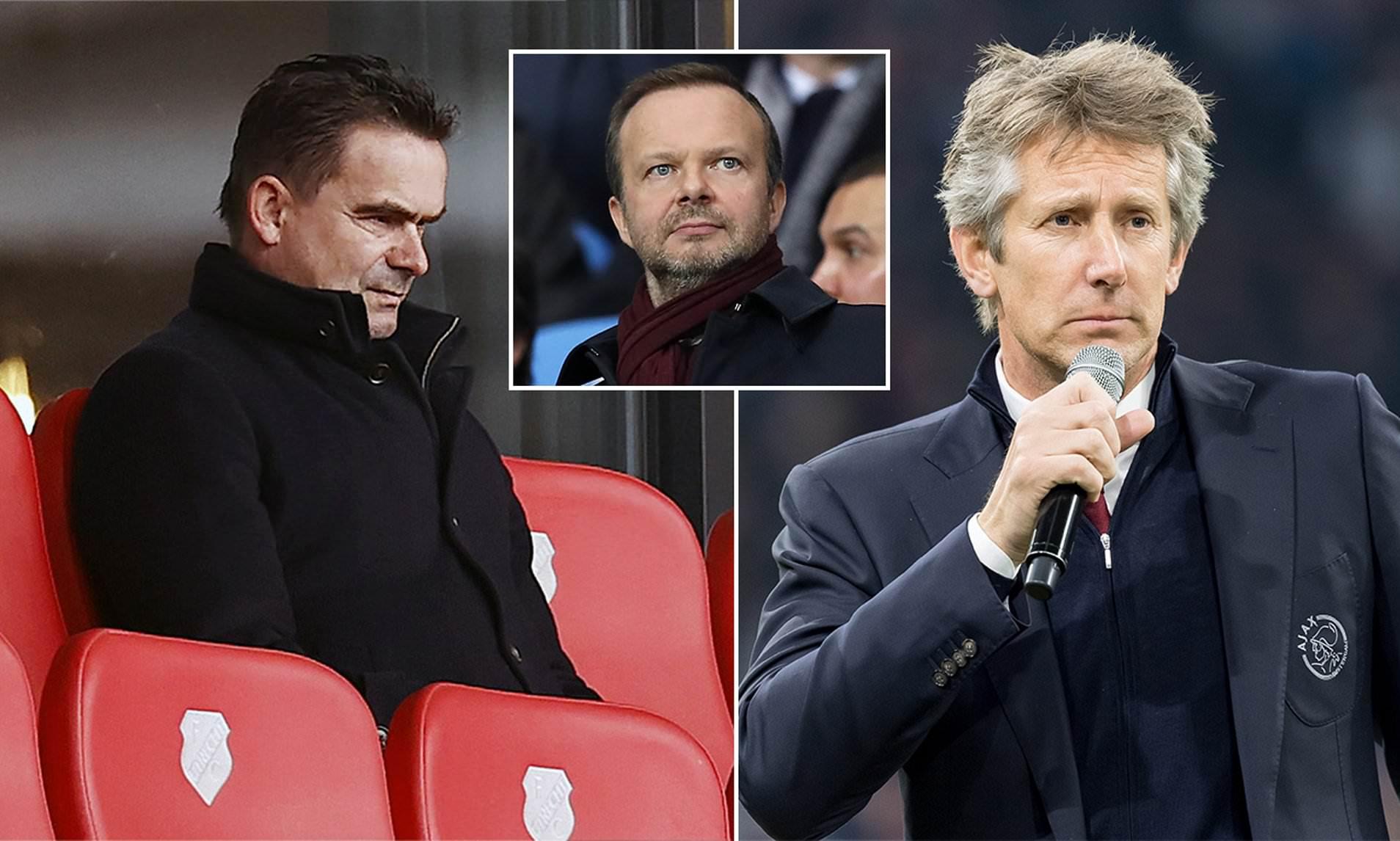Marc Overmars muốn rời Ajax - Bóng Đá