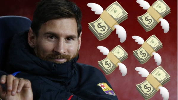 Barcelona 'will have to pay Lionel Messi loyalty bonus' even if he leaves on free - Bóng Đá