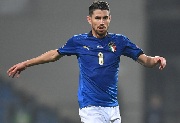 22 games, 15 clean sheets: Jorginho central to Italy's 2-year long unbeaten run - Bóng Đá