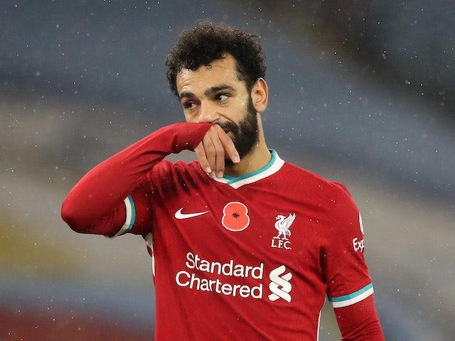 Jurgen Klopp: 'Mohamed Salah sẽ trở lại tập luyện vào thứ Hai' - Bóng Đá