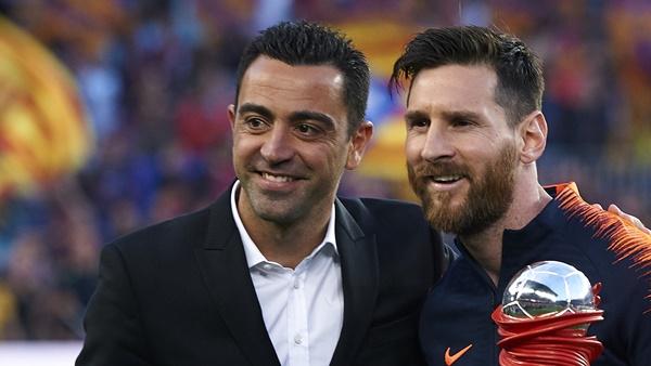 Messi ở lại Barca vì Xavi? - Bóng Đá