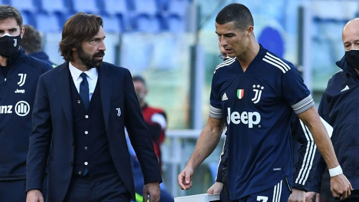 Cristiano Ronaldo Will Remain at Juventus Till 2022 Due to Relationship With Coach Andrea Pirlo - Bóng Đá