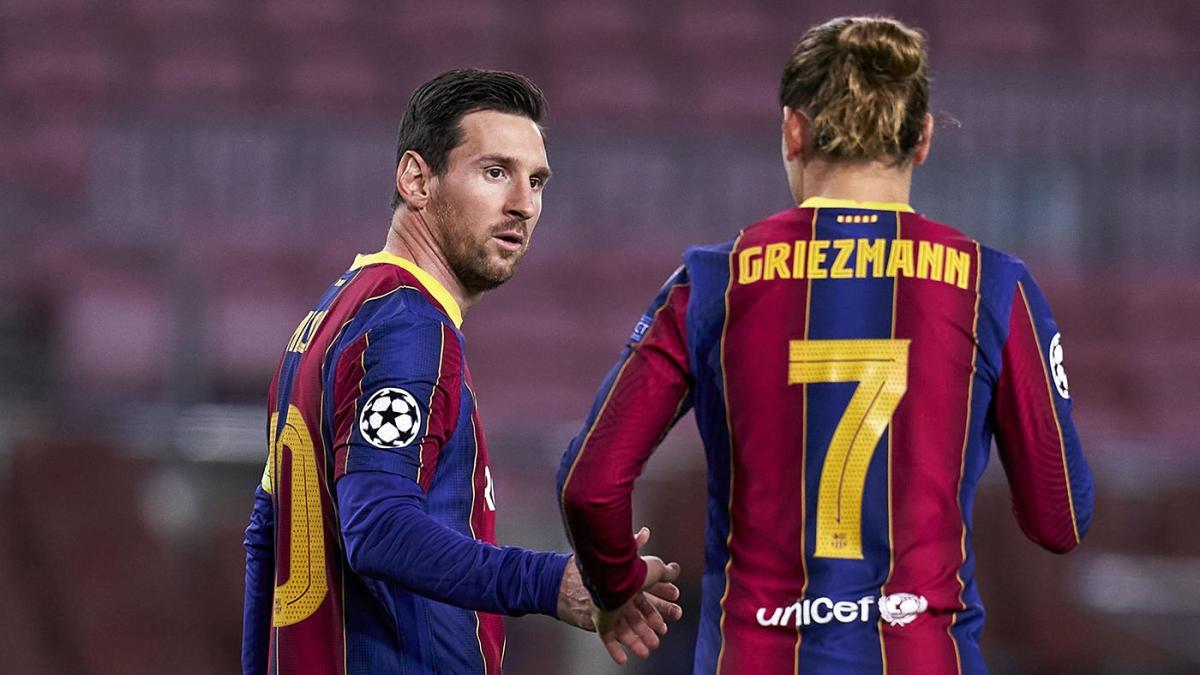 Marco van Basten chỉ trích Messi và Griezmann - Bóng Đá