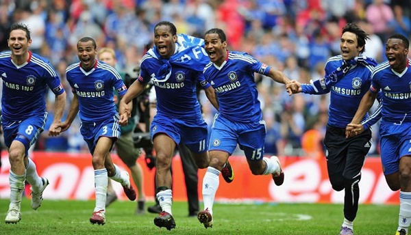 5 best attacking trios in Premier League history - Bóng Đá