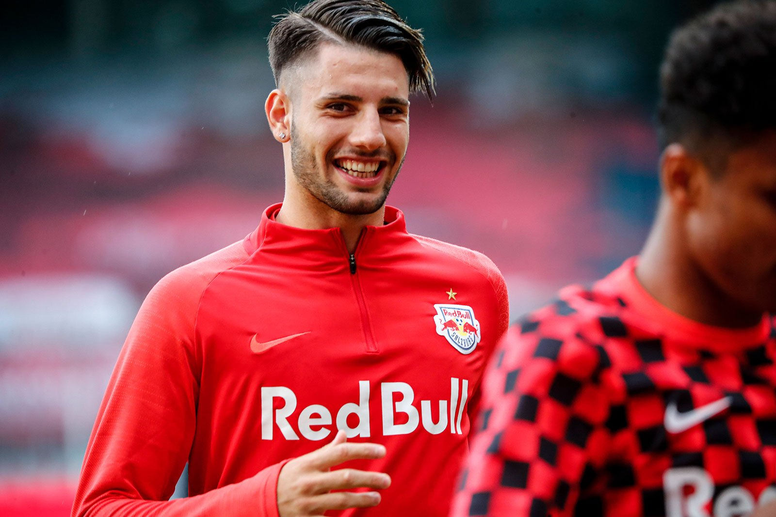 Arsenal to sign Dominik Szoboszlai on initial loan in January? - Bóng Đá